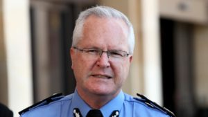Police Commissioner Chris Dawson wants a blanket alcohol ban across the Kimberley