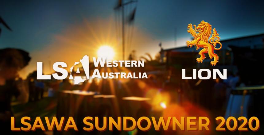 LSAWA sundowner web cover