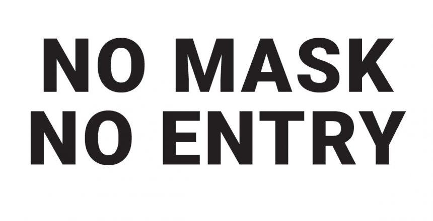 No mask No Entry 2