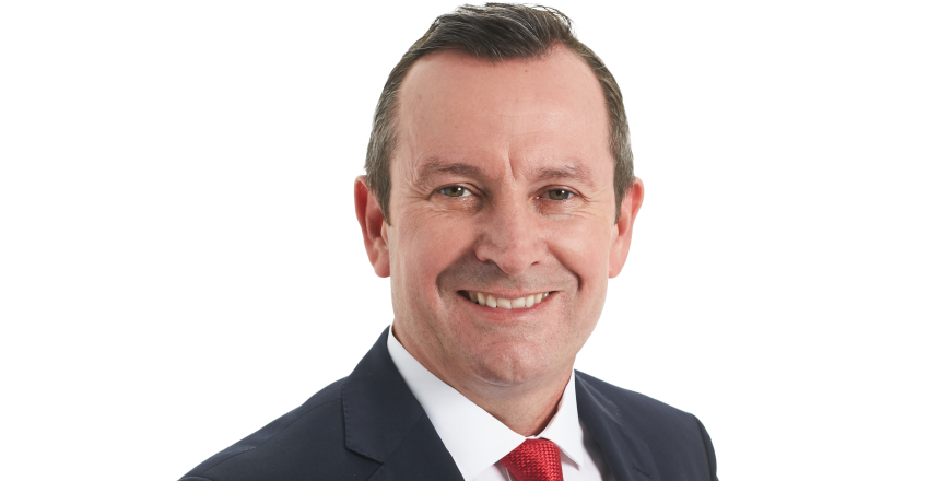WA Premier Mark McGowan official portrait copy