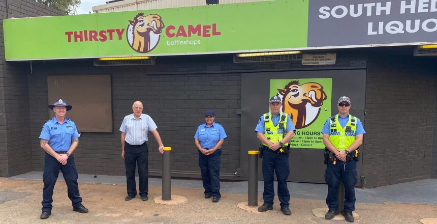 Police and Liquor Store owners in Port Hedland have combined forces to crack down on unruly behaviour